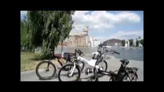 Электровелосипед и варианты его использования