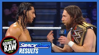 Did Bryan vs Ali Dream Match Deliver? | WWE Smackdown Full Results & Review | Going In Raw Podcast