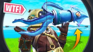 Fortnite Best Moments #129 (Fortnite Funny Fails & WTF Moments) (Battle Royale)