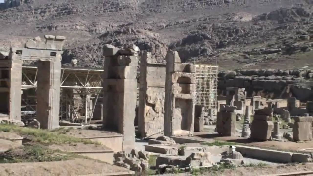 Persepolis Part One Shiraz Iran Youtube