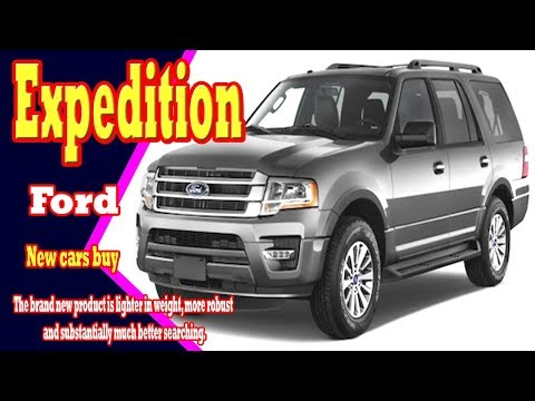 2019 Ford Expedition | 2019 Ford Expedition El | 2019 Ford Expedition Limited | new cars buy.