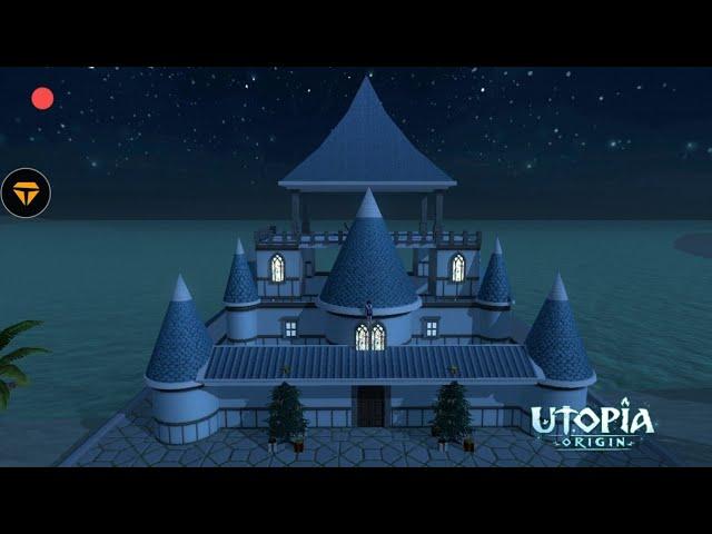How to make a Castle | Utopia Origin #1