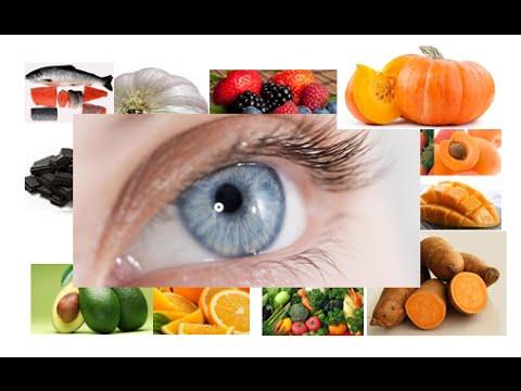 7 Makanan untuk Mata Sehat