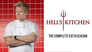 Hell's Kitchen (U.S.) Uncensored - Season 6 Episode 1 - Full Episode