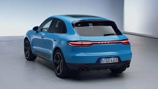 2019 Porsche Macan – Exterior, Interior Footage