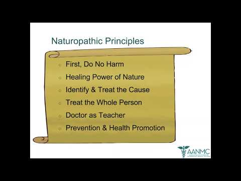 Changing Your Career to Naturopathic Medicine - The Journey, Challenges and Charms