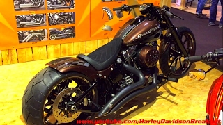 Harley-Davidson Softail Breakout Custom 280 Tire