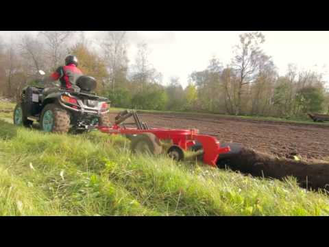 Farming equipment for ATVs & UTVs