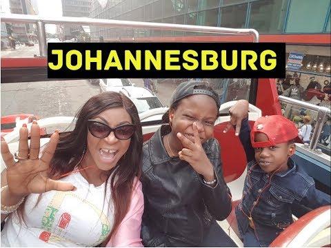 What living in Johannesburg (Sandton) is like | Bylamitv