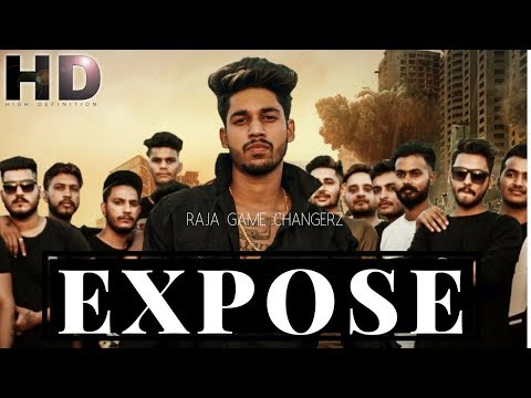 Expose FULL  Raja Game Changerz I Latest Punjabi Song 2018