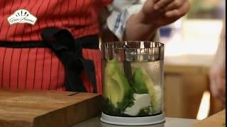 Салат из редиски с авокадо [Рецепты по-домашнему]
