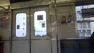 OsakaMetro(地下鉄)中央線20系の音