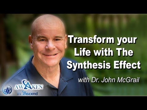 Hypnotherapy For Quitting Smoking - The Synthesis Effect with Dr. John McGrail Interview