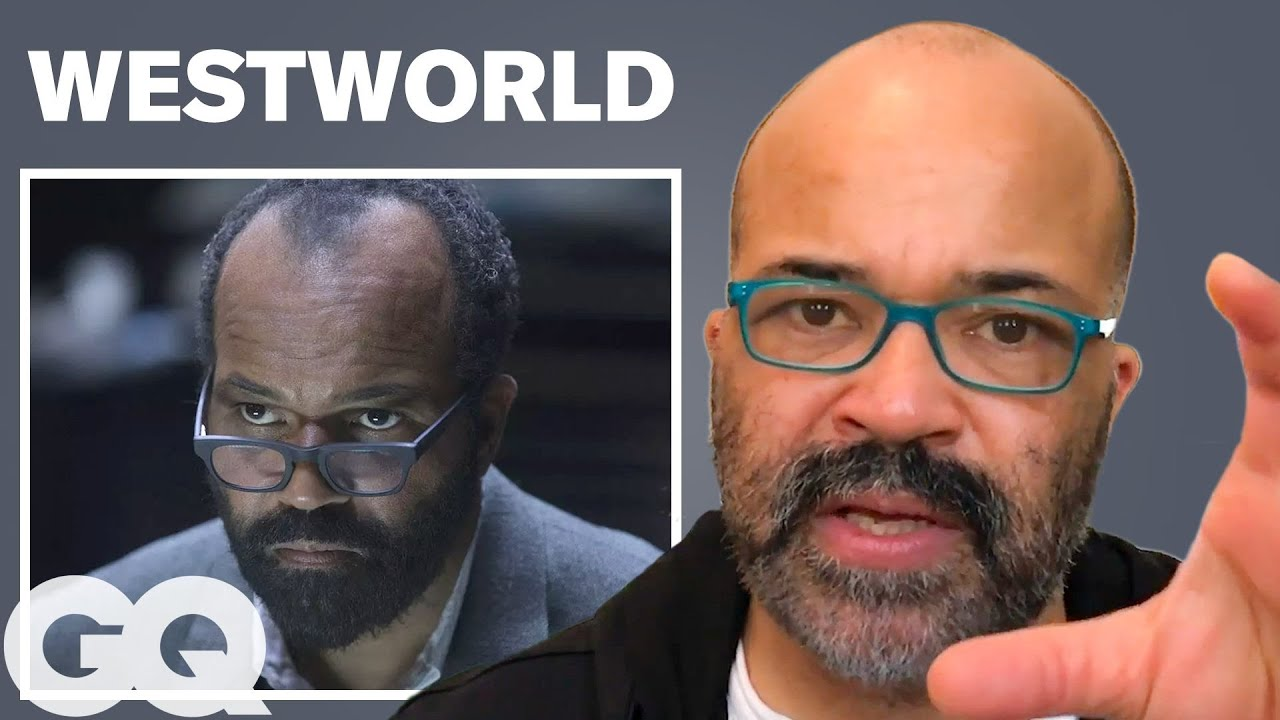 Jeffrey Wright Breaks Down His Most Iconic Characters | GQ