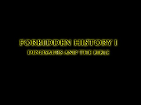 The Secret History of Dinosaurs