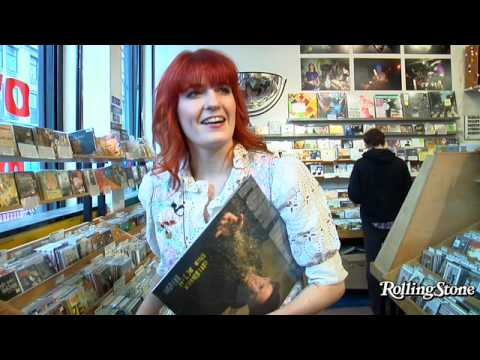 Record Shopping With Florence And The Machine