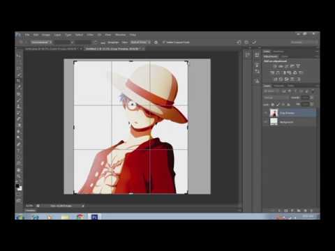 How to avoid copyrights on anime characters using Photoshop -PHOTOSHOP TUTORIALS
