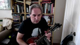 The Belfast Hornpipe on mandolin