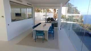 Amazing modern luxury villa with sea view in Mallorca! - Balearic Properties