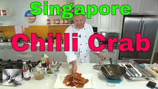 Download Video How to Cook: Singapore Chilli Crab MP3 3GP MP4