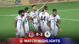 Highlights - SC East Bengal 0-2 ATK Mohun Bagan - Match 8 | Hero ISL 2020-21