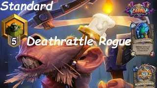 Hearthstone: Deathrattle Rogue #24: Boomsday (Projeto Cabum) - Standard Constructed