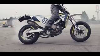 Husqvarna 701 Supermoto - The best promotion video ever