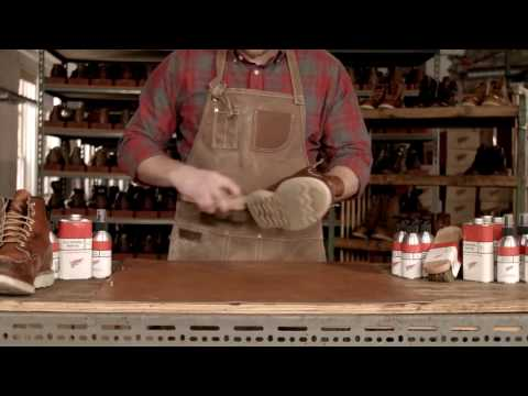 Red Wing Heritage   How to care for Oil Tanned leather boots  2