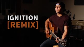 R. Kelly - Ignition (Remix) - Acoustic Cover by Tay Watts