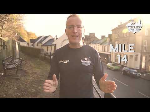 Stirling Scottish Marathon 2018 - Guide To The Course