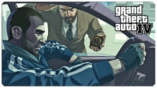GTA 4 - NAPAD NA WIELKI BANK!