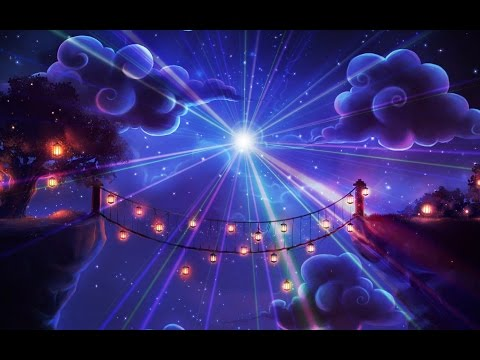 "6 Hours Sleep and Lucid Dream Music: ""The Fractal Light Stream"" - Imagination, Dreams, Relaxation"