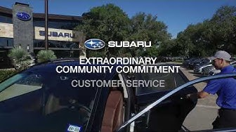 Welcome to North Park Subaru at Dominion