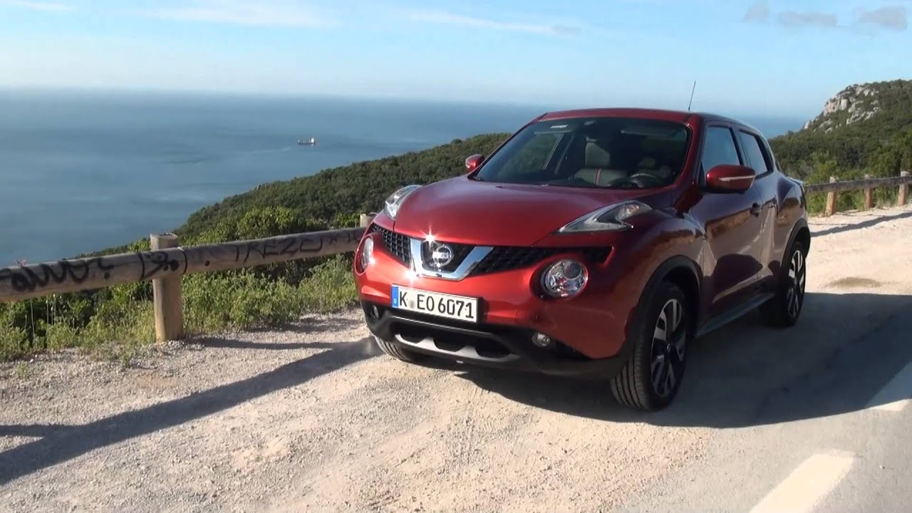 2015 New Nissan Juke Facelift Test Drive Review