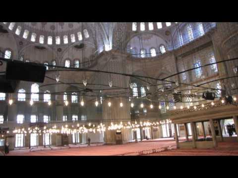 Sininen moskeija