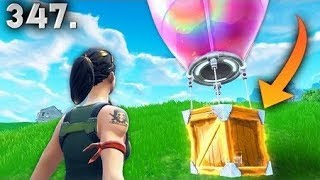 NEW AIRDROP OR GLITCH..?! Fortnite Daily Best Moments #347 (Fortnite Battle Royale Funny Moments)