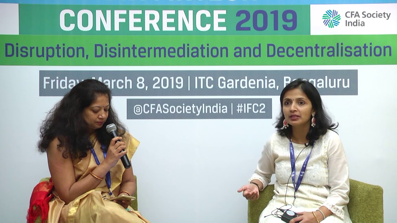 Discussion on Women in Entrepreneurship and Finance at the 2nd India  Fintech Conference