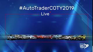 2019 AutoTrader Car of the Year - winner announcement LIVE streamed from the event.