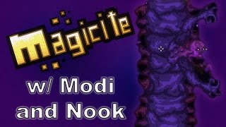 We Three Kings - Magicite Multiplayer Co-op w/ Nook and Modi [Part  1]