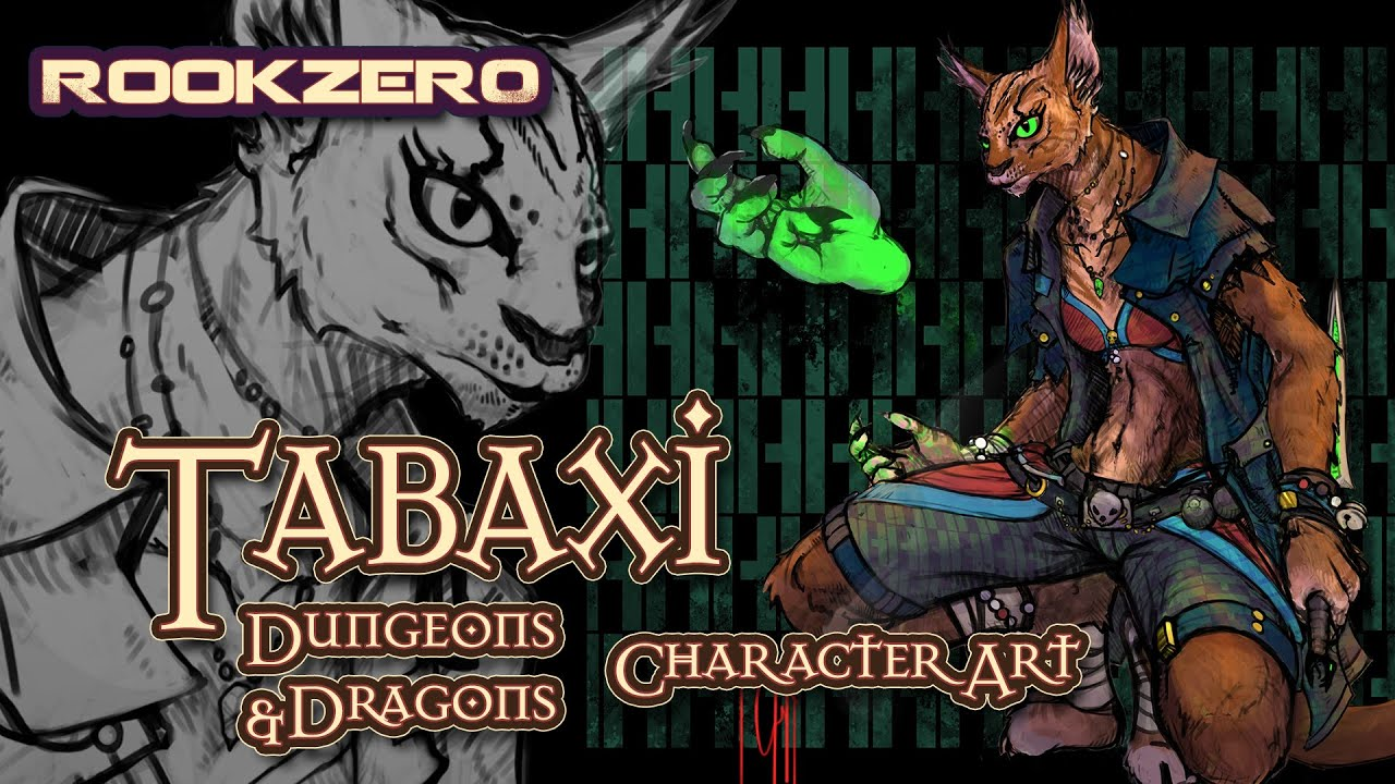 D D Why You Should Play Tabaxi Dungeons Dragons Tabaxi Character Art Rookzer0 Youtube 2143 votes and 113541 views on imgur: d d why you should play tabaxi dungeons dragons tabaxi character art rookzer0