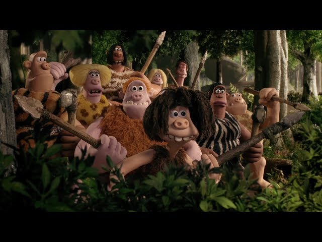 Early Man - Official Trailer #1