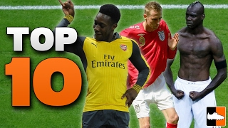 Top 10 Celebrations of ALL TIME!