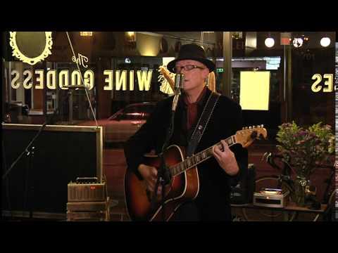 David J - 'Rain Bird' live at Chicago Living Room Show