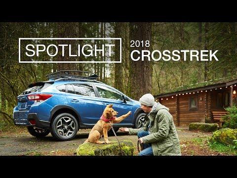 New 2018 Subaru Crosstrek Spotlight | Puppy Love