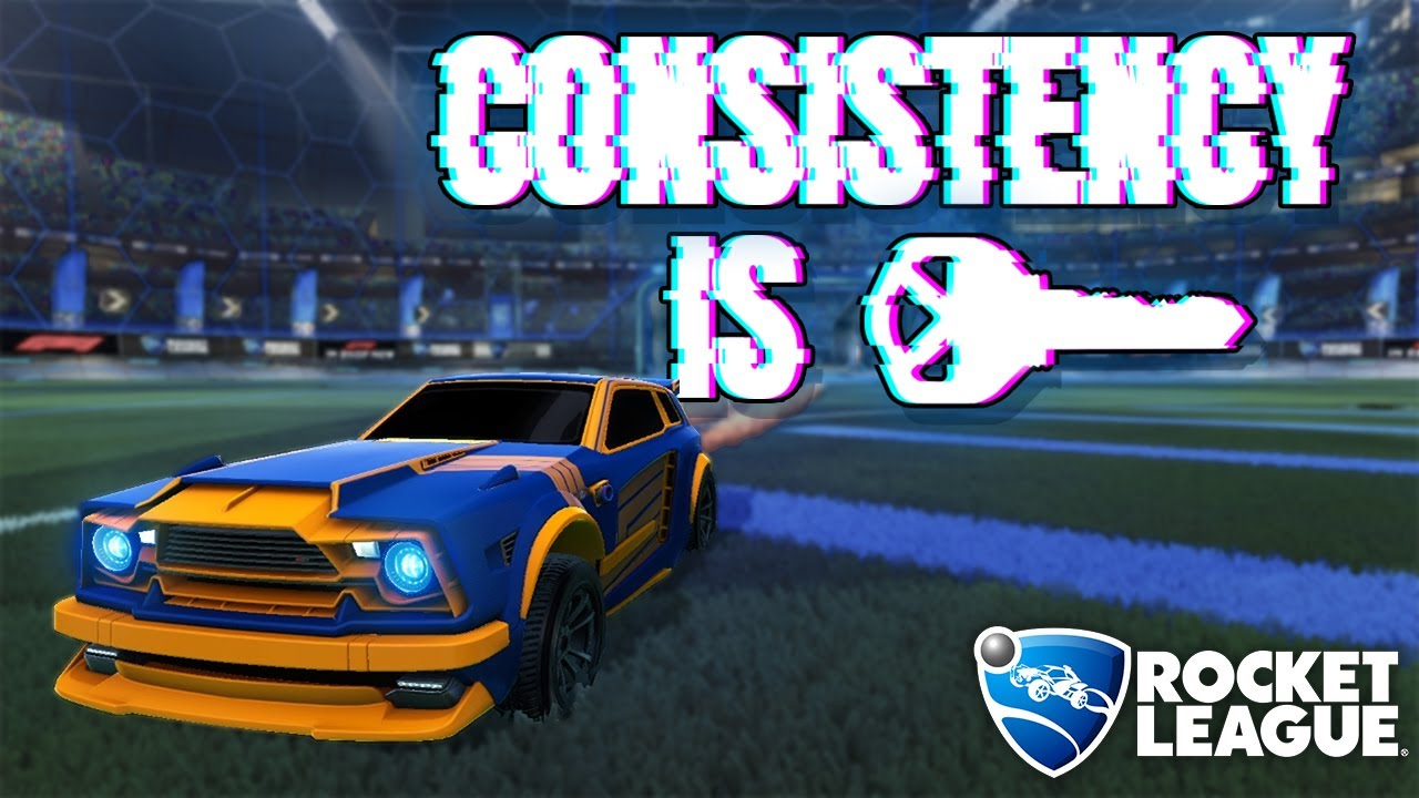 Be MORE CONSISTENT in Rocket League!