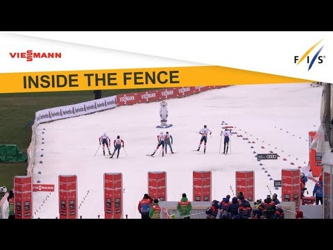 INSIDE THE FENCE | Dresden City sprint | FIS Cross-Country