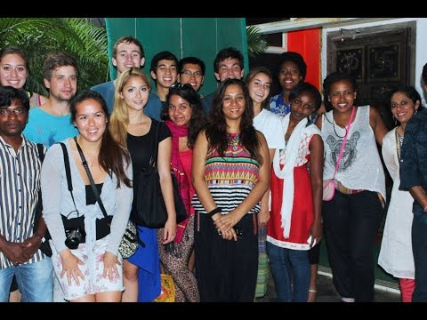 Bhikhari Thakur   Students from Stanford University California   Kalpana Patowary   Part 1