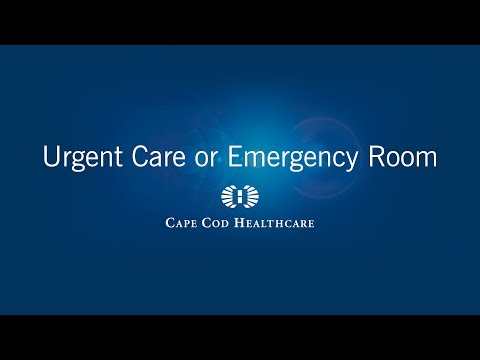 Urgent Care or Emergency Care