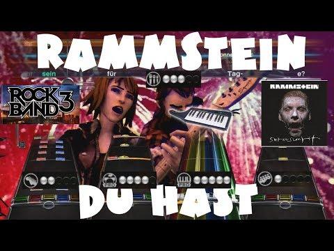 (+Keys) Rammstein - Du Hast - Rock Band 3 Expert Full Band