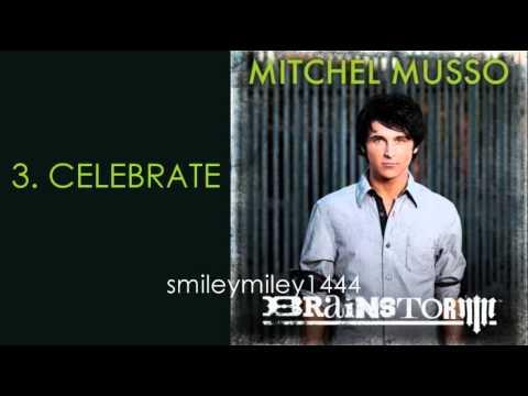 Mitchel Musso  Celebrate  Brainstorm